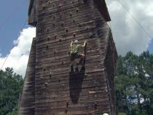Camp Bowers in Bladen County, Boy Scout camp
