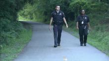 IMAGE: Police probe second robbery at same spot along Tobacco Trail