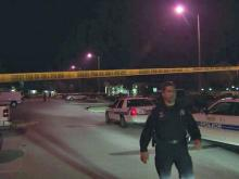 Man critically injured in shooting at Fayetteville apartment complex