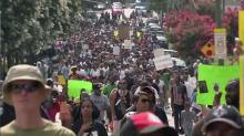 IMAGE: Hundreds march in Raleigh for 'Triangle for Trayvon Rally'