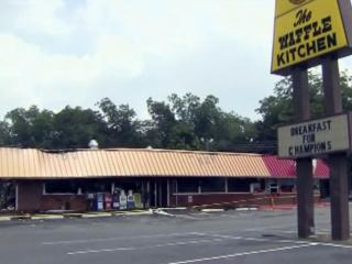 A July 29, 2013, fire gutted the Waffle Kitchen diner in Clinton and damaged a Dairy Queen next door.