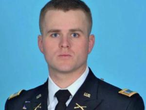 1st Lt. Clint Lorance (Photo courtesy of Anna Lorance)