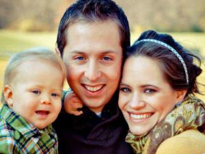 Chad and Courtney Phelps died July 27, 2013, in a bus crash in Indianapolis, but their 2-year-old son, Chase, survived. Courtney Phelps was expecting the couple's second child, a girl, in September. (Photo courtesy of Jane Papow)