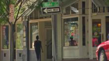 IMAGE: Two downtown Raleigh streets on city's redesign list