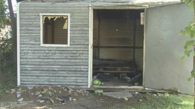 The body of William Pittman was recovered after the shed behind his Fayetteville home burned.