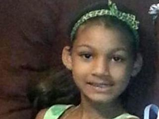 The Franklin County Sheriff's Office is searching for a missing 10-year-old girl who was last seen on Robert Sledge Road near Mulberry Road in Spring Hope. Her name was not released.