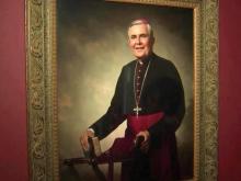 Funeral of Bishop F. Joseph Gossman