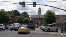 Pittsboro downtown