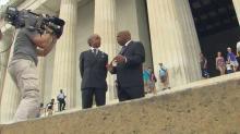 IMAGE: Congressman looks back 50 years to March on Washington