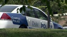 IMAGE: Duke re-thinking security after rash of armed robberies