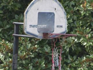 North Carolina loves its basketball, so, it's no surprise to see goals popping up along the sides of neighborhood streets. In Fayetteville, however, some people are calling a foul on shooting hoops in the road.