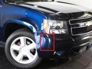 Police say a piece of a front bumper from a 2007-2014 Chevrolet Suburban, Chevrolet Avalanche, Chevrolet Tahoe, GMC Yukon or Cadillac Escalade was found near the body of an Apex man killed in a hit-and-run on Interstate 40 in Raleigh.