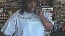 IMAGES: Zebulon police seek help identifying robbery suspect