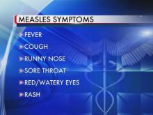 NC among worst states for measles this year