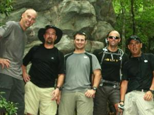 Five Triangle residents are about to check a major event off of their bucket lists. Rob Pavone, John Chamber, David McDowell and husband-and-wife Auston and Roger Moore – friends from work and church – are heading out of Raleigh on Friday and attempting to conquer Mount Kilimanjaro in Tanzania, Africa.