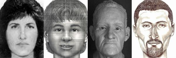 North Carolina's unidentified people
