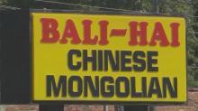 Bali-Hai Chinese Mongolian restaurant