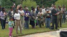 IMAGE: Families of murder victims come together in Durham