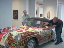 Cars are art at upcoming exhibition
