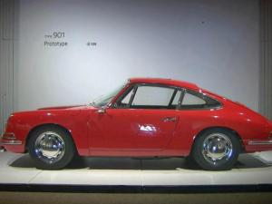 "In ""Porsche by Design,"" cars are on display as an art form at the North Carolina Museum of Art."