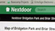 IMAGE: Website takes neighborhood watch online