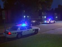 Durham police patrol cars