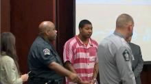 Walter Johnson court appearance