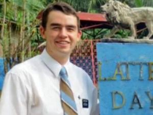 Davis Blount (Photo courtesy of the Blount family)