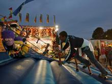 NC State Fair rides
