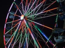 A look at the rides and games at the N.C. State Fair, Thursday, October 17, 2013.