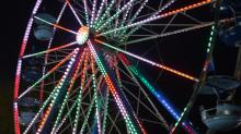IMAGES: NC State Fair rides