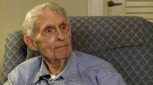 IMAGE: WWII vet robbed of goods, not memories