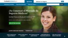 HealthCare.gov Spanish-language website