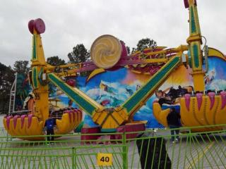 Five people were taken to WakeMed hospital in Raleigh Thursday night after an accident involving the Vortex ride on the lower midway at the North Carolina State Fair. Two people were released from WakeMed early Friday. Watch a news conference live on WRAL.com at 10:30 a.m. to learn more about what caused the accident.