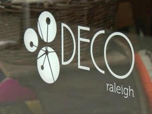 Once gift card is valid for purchases at a number of downtown Raleigh merchants.
