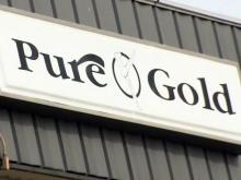 Pure Gold club in Cary