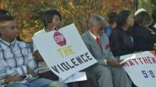 IMAGE: Preacher outlines plan to reduce Fayetteville violence