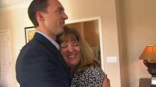 IMAGES: Army vet surprised with new home