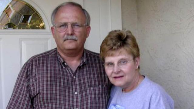 Tom and Carol Dehlinger were killed in a Nov. 10, 2013, collision near Clayton.