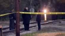 IMAGE: Fayetteville police collecting evidence after remains found