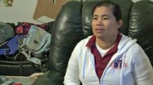 IMAGE: Family safe, Raleigh woman wants to help others in the Philippines