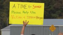 IMAGE: Local Filipino community rallies to help victims of typhoon