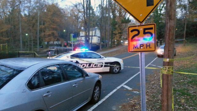 One person was killed and another wounded in a Nov. 23, 2013, shooting at Lyon Park in Durham.