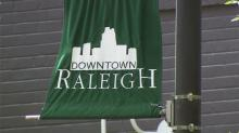 IMAGE: To ease confusion, Raleigh splits some one-way downtown streets in two