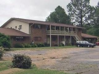 Flooding in June damaged the Camelot Village condominiums in Chapel Hill, which city leaders have tried to buy out from owners and convert into a green space.