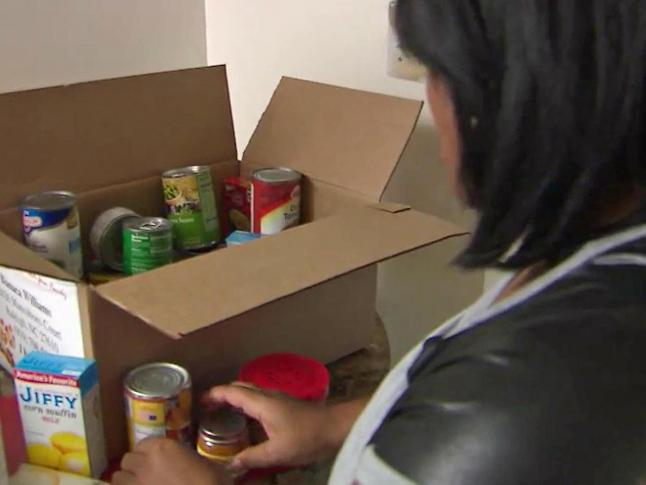 More Hungry Families Find Food Stamp Progress Lacking WRAL