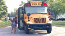IMAGE: Wake school leaders say 150 buses, drivers needed to end after-school wait for students