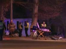 Two killed in Raleigh wreck