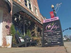Local businesses encourage consumers to shop local