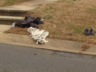 Durham police found two teenage boys shot outside a house on Grace Lane shortly before 1:30 p.m. on Dec. 3, 2013.